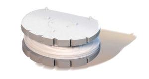 Lumbar ESP Disc Replacement